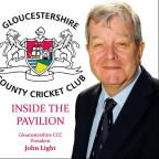 JUST IN: Inside the Pavilion with Gloucestershire president John Light