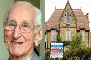 Family praises 'loving and caring' doctors at Stroud Hospital who looked after elderly man, 98, in his last days