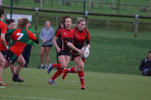 Hartpury's Hannah sets sights on successful Six Nations