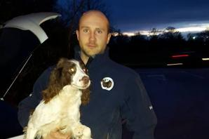 Dog owner reunited with English Springer Spaniel, Brandy, stolen from Chalford home