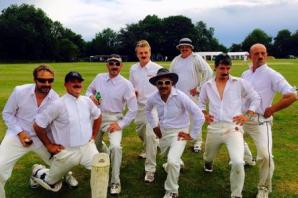 Pub cricket alive and kicking in the Stroud Valleys
