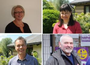 Stroud News and Journal: EU debate – four Stroud politicians make their final arguments to voters