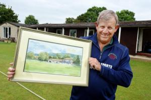 Stroud News and Journal: Work set to begin on new £550,000 clubhouse at Frocester Cricket Club